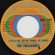 Presidents / 5-10-15-20(25-30 Years Of Love)