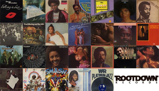 2010.10.31 Soul, Funk, Jazz LP