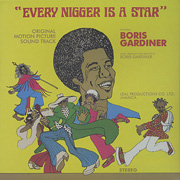 Boris Gardiner / Ever Nigger Is A Star - Ever Nigger Is A Star