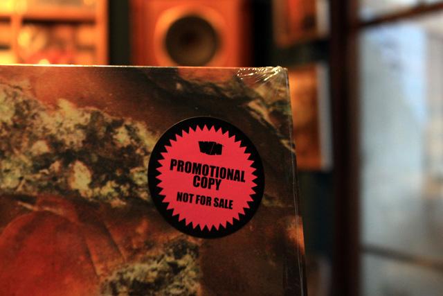 WNP Promo sticker