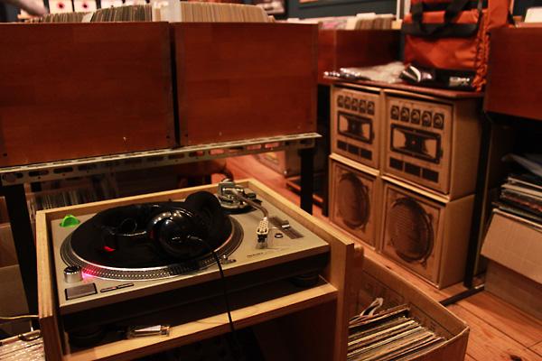 L.S.P SOUND BOX 001