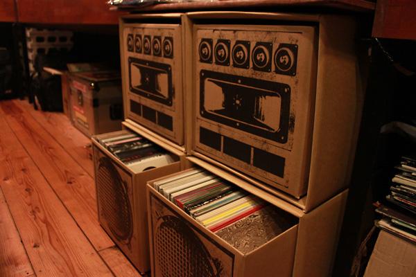 L.S.P SOUND BOX 003