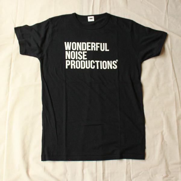 WNP T-Shirts Black