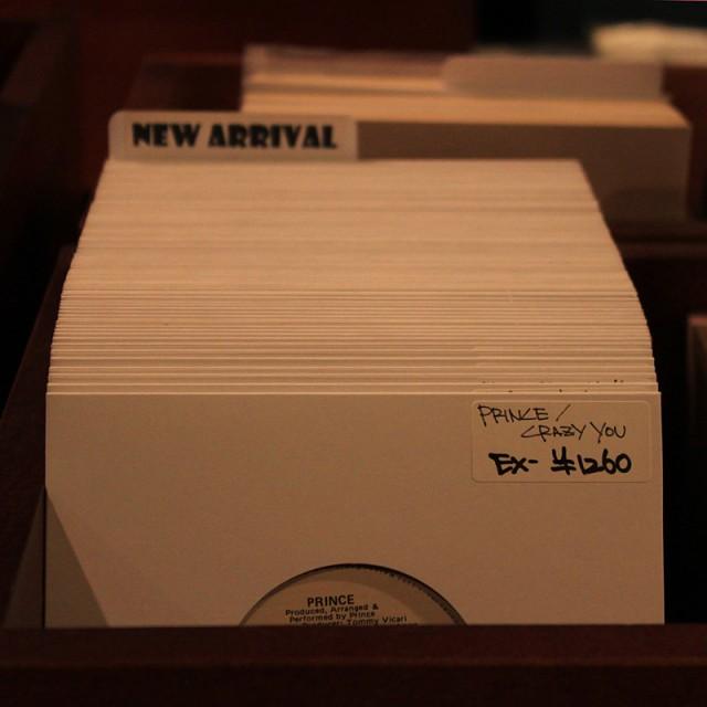 2013.08.06 Used 45 Single