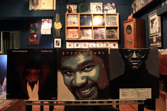 2013.08.18 Used Jazz LP