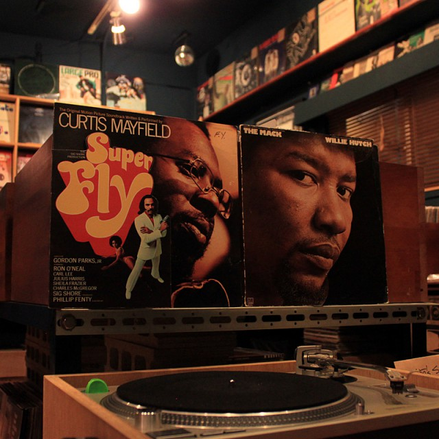 2013.08.24 Used Soul/Funk LP