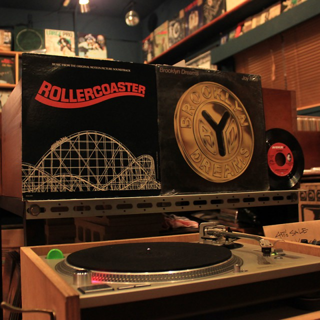 2013.09.06 Used Soul / Disco LP