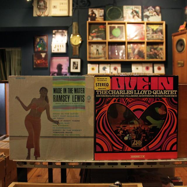 2013.09.15 Used Jazz LP