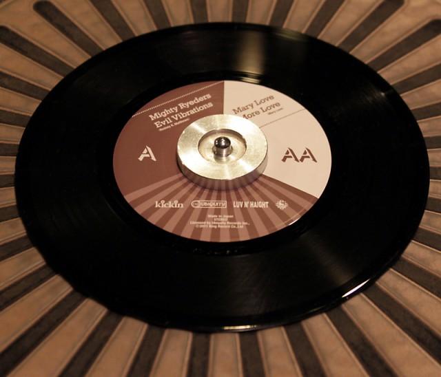 2012013.09.19 Used 45 Single