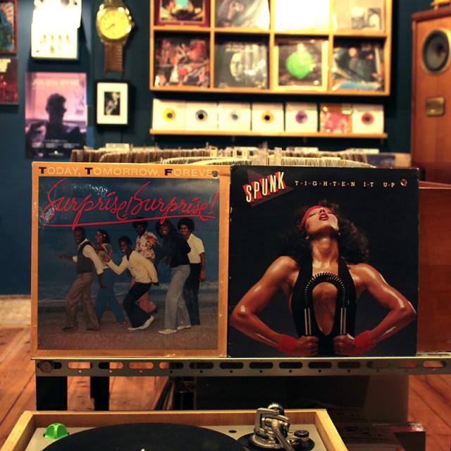 2013.10.12 Used Soul / Disco LP