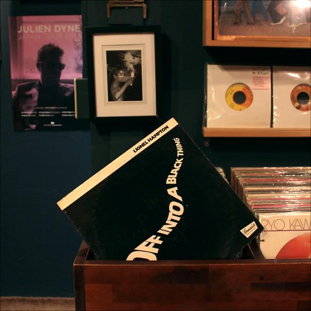 2013.10.13 Used Jazz LP