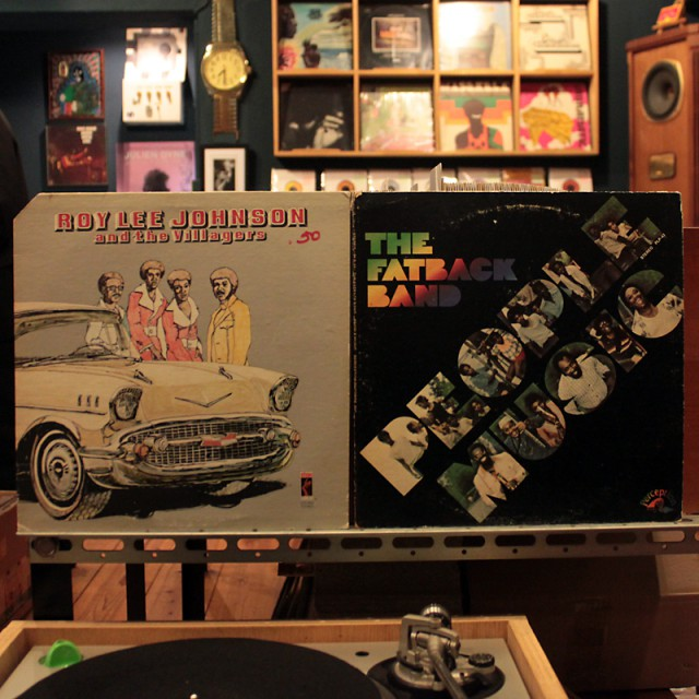 2013.10.29 Used Soul/Funk LP
