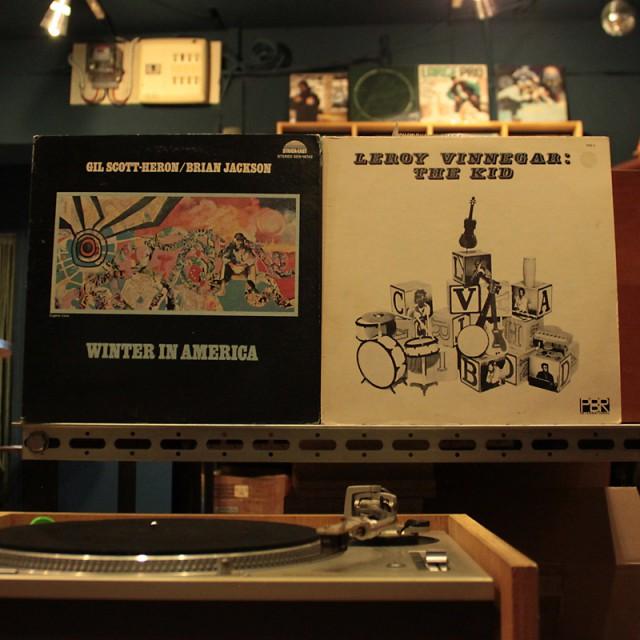 2013.10.31 Used Jazz LP