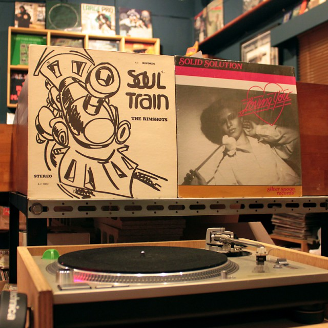 2013.11.19 Used Soul / Disco LP