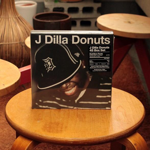 J Dilla / Donuts 45 Box Set (8x45s)