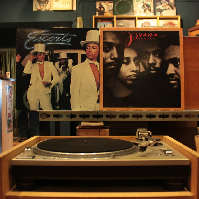 2013.12.11 Used Soul/Disco LP