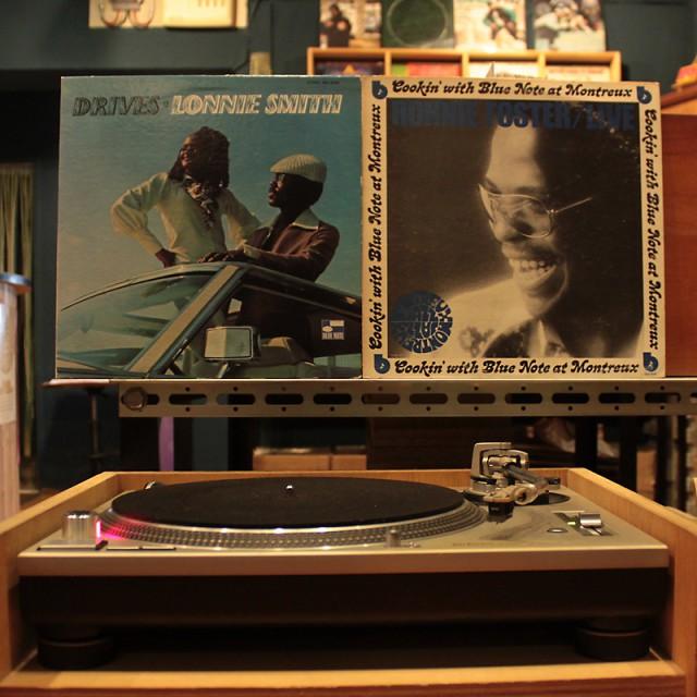 2013.12.23 Used Jazz, Soul LP
