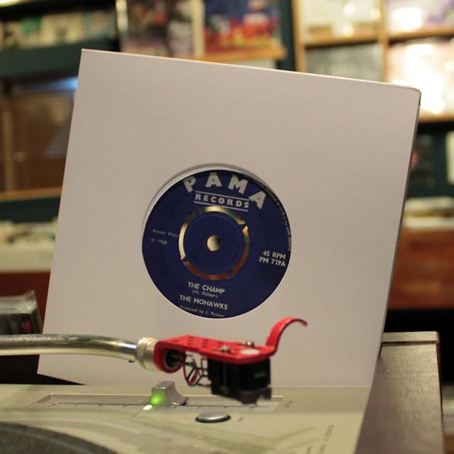 2012.12.25 Used 45 Single
