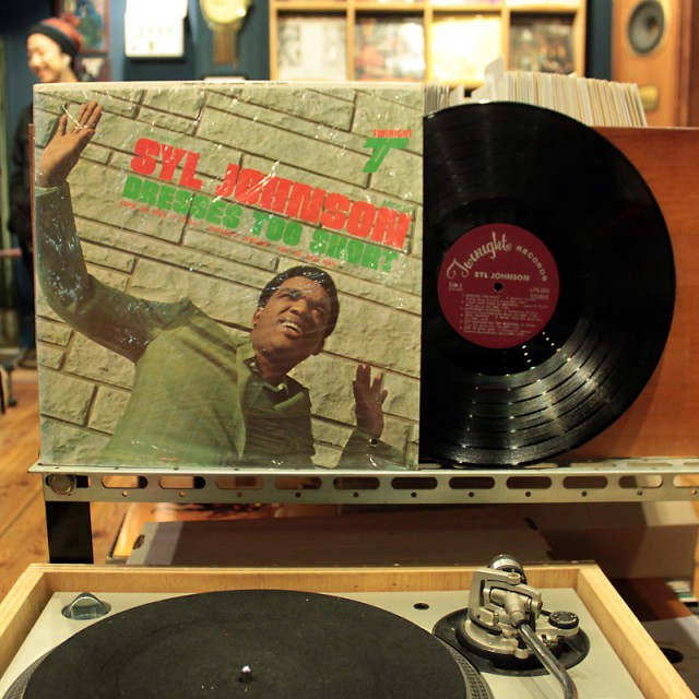 2013.12.27 Used Soul LP