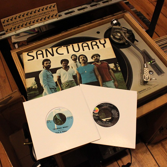 2014.02.05 Used Soul/Disco LP + Used 45 Single