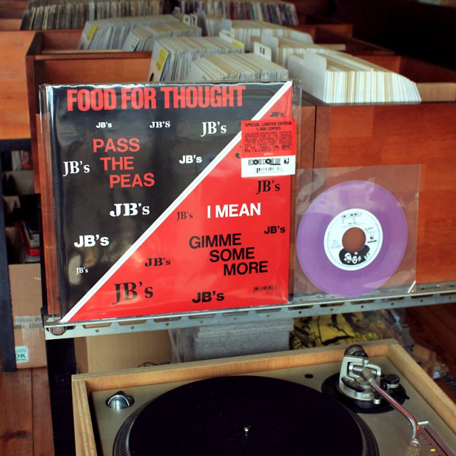 The J.B.'s: Food For Thought (Get On Down Edition) 001