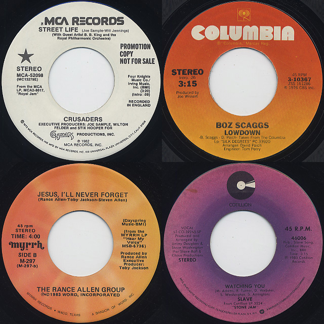 2015 09 06 / Used Soul / Disco 45s | Root Down Records Blog